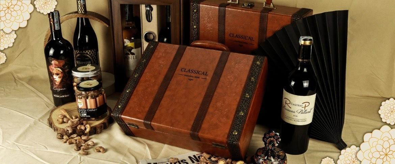 Rượu vang - Thức quà tết đẳng cấp sang trọng giành cho người sành