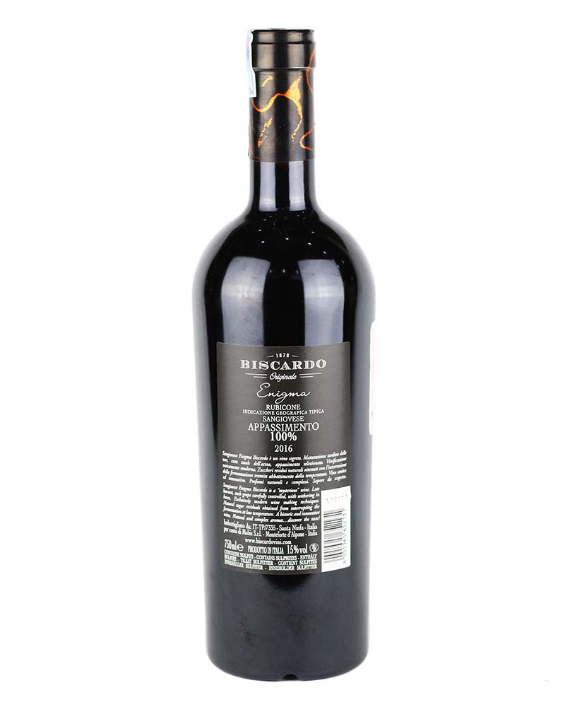 ENIGMA Biscardo Sangiovese IGT